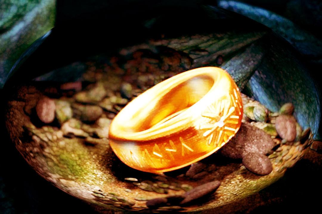 Приворот на кольцо