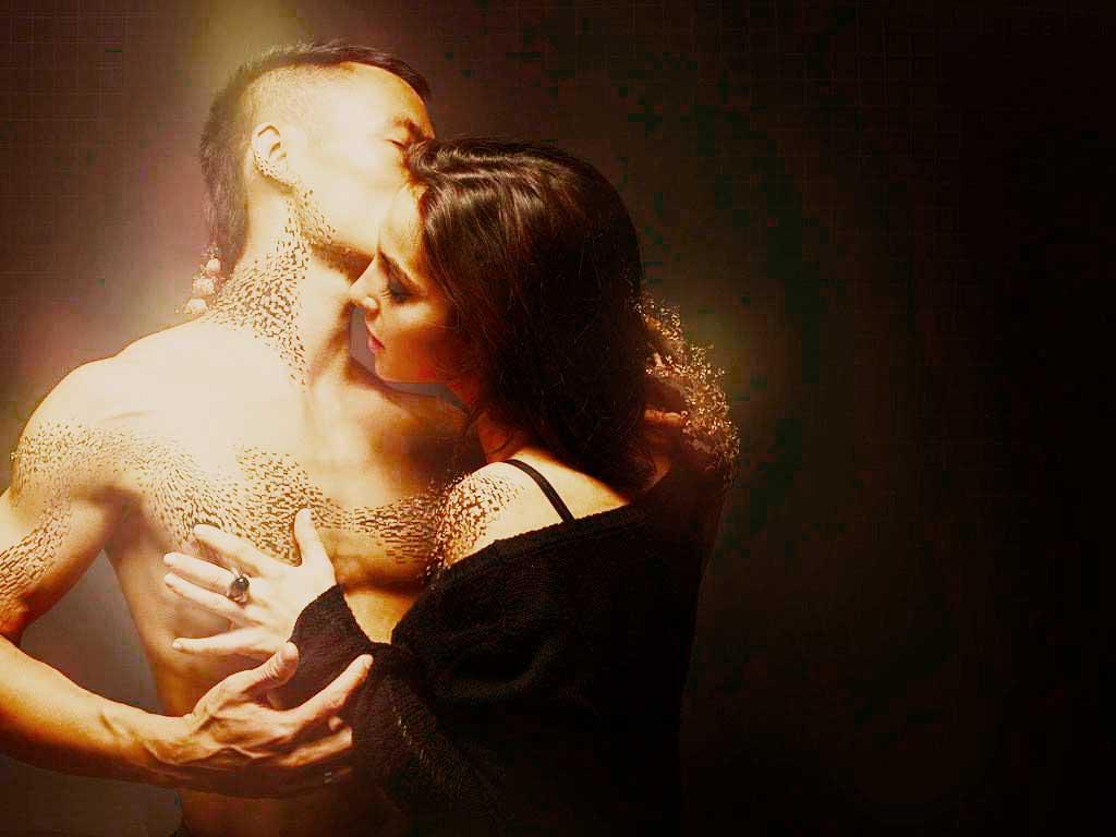 Магические присушки на любовь и на секс