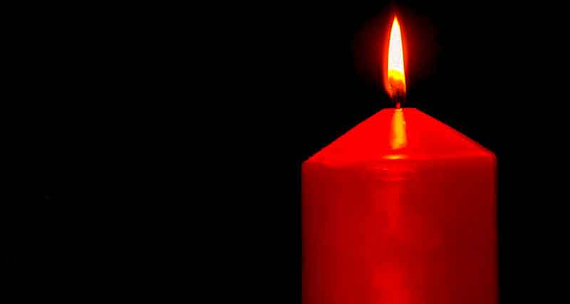Сильный приворот на красную свечу
